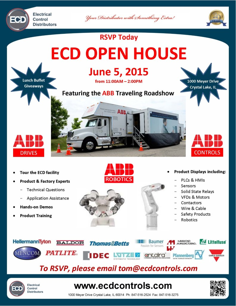 ECD Open House 052615